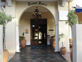 Royal Hotel Knysna Photo