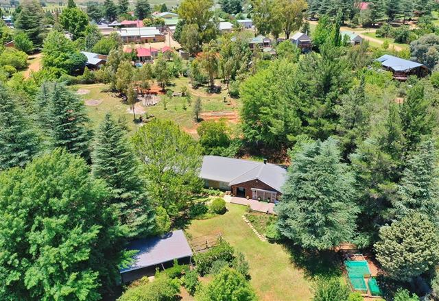 Clarens Rooiland Self-catering