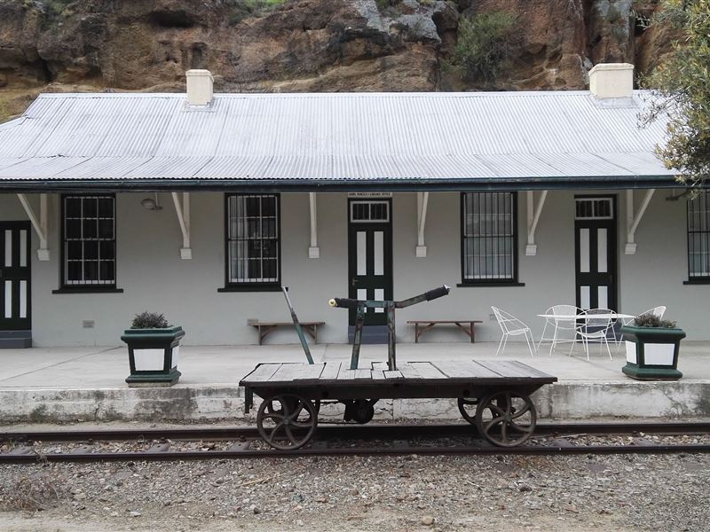 pet friendly Calitzdorp