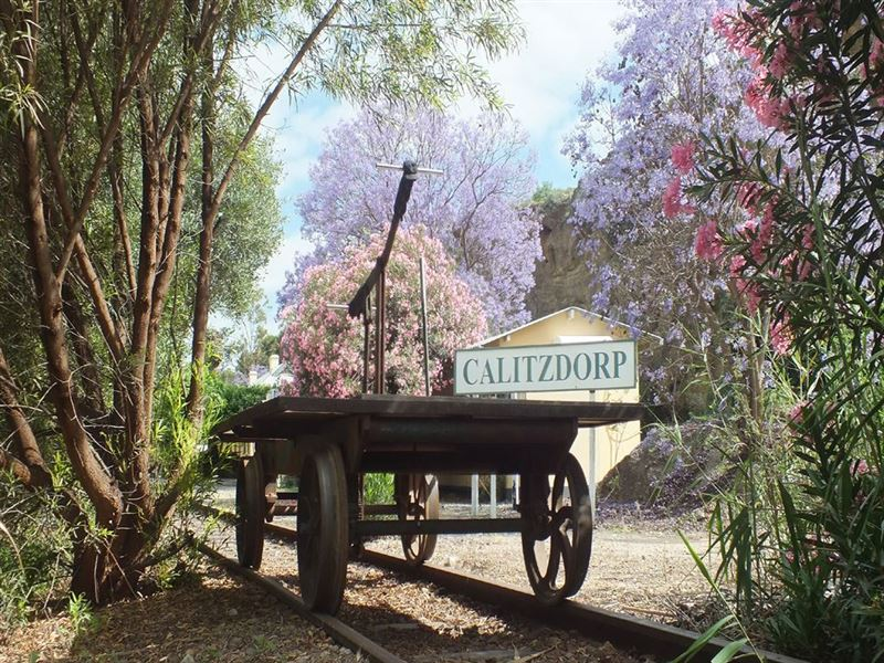 Calitzdorp Railway Station Calitzdorp Your Cape Town