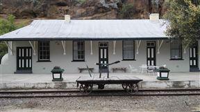 Calitzdorp Railway Station