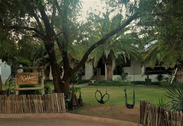 At De Oude Herberg Country Lodge