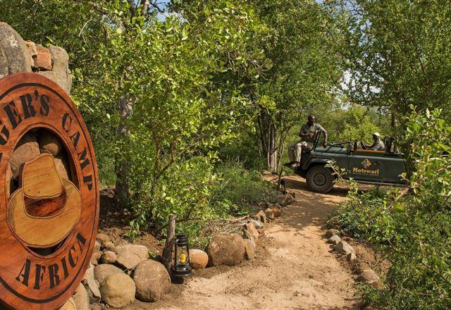 Motswari  – Geiger's Camp