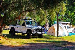 Marcuskraal 4x4 and Campsite