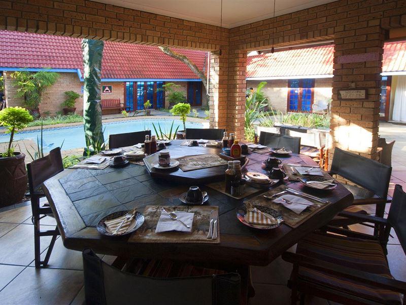 Zulani Guest House - St Lucia Accommodation - WeekendGetaways