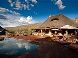 Tswalu Kalahari Reserve accommodation