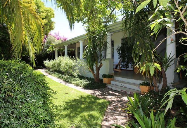 AG Bain's House