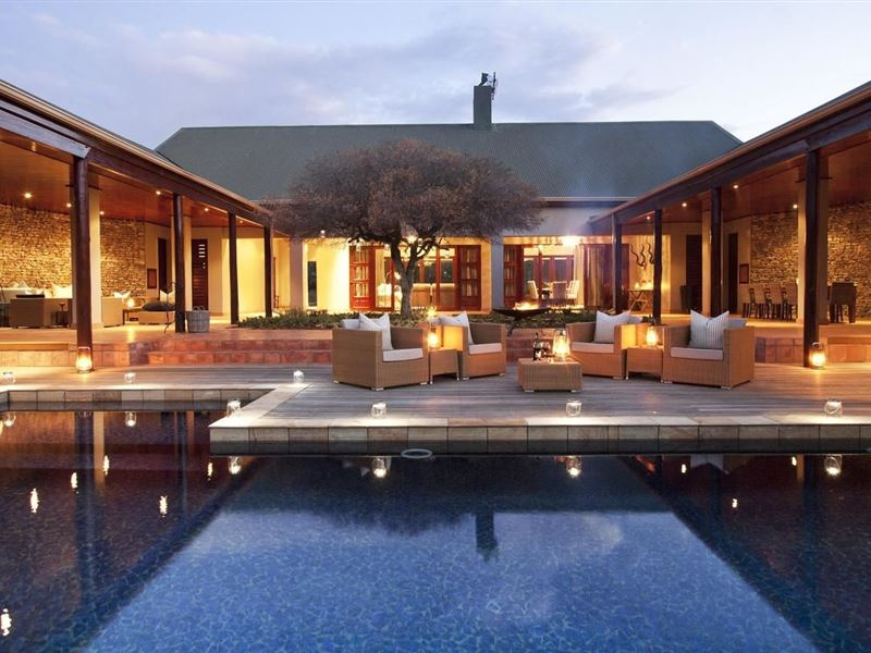 Kwandwe Private Game Reserve - SPID:10931