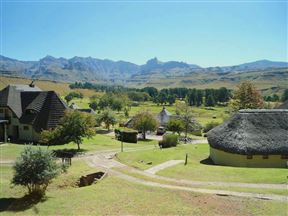 Drakensberg Gardens Accommodation