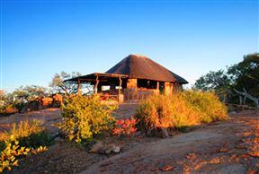 Klein Bolayi Lodge