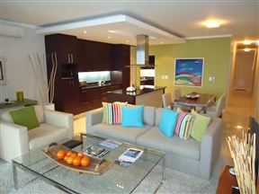 The Crystal One-bedroom Apartments