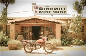 The Windmill Wine Shop & Cottages Photo