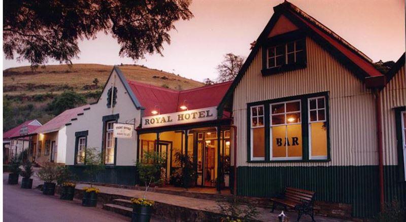 Royal Hotel Pilgrims Rest
