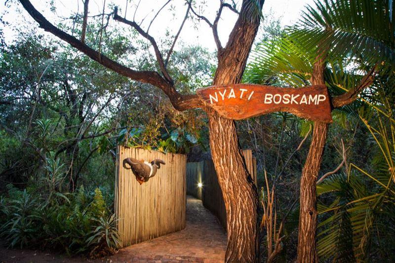Nyati Bushcamp Safari Lodge