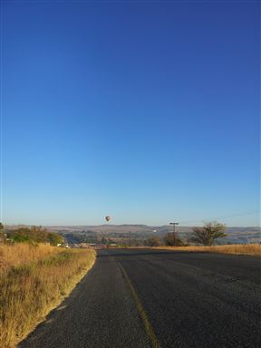 Cradle Of Humankind Hot Air Ballooning
