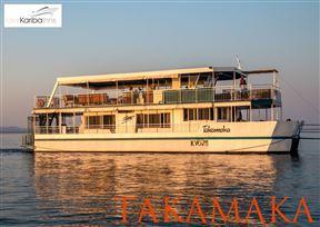 Takamaka Houseboat