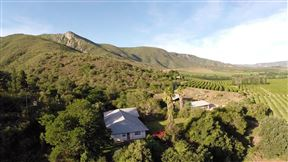 Baviaanskloof Lodge – Country House