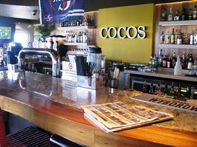 Cocos Island Grill and Cocktail Bar