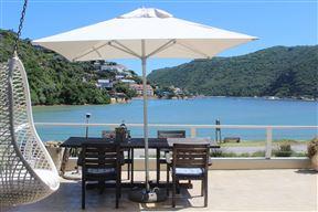 Amanzi Island Lodge Photo