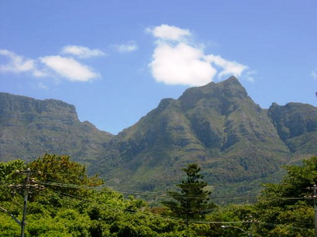 Devils Peak View Rondebosch Accommodation Weekendgetaways
