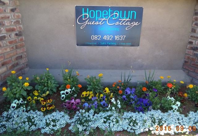 Hopetown Guest Cottage