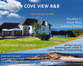 Cove View B&B (Self-catering)