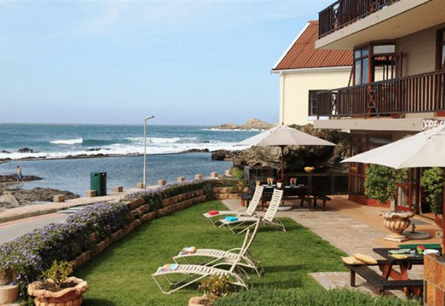 Oppie See Self-catering Apartments