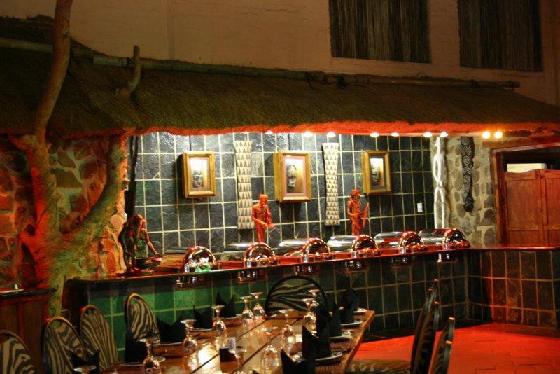Carnivore 39 s african restaurant muldersdrift restaurants for African cuisine restaurants