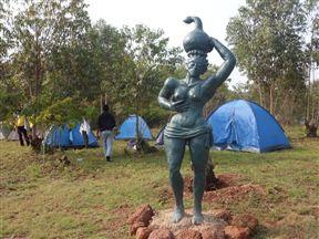 Camp Ndegeya Sculpture Park