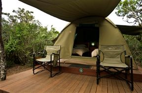 Spekboom Tented Camp SANParks