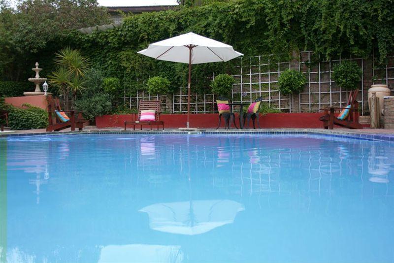 Aanhuizen Guest House Swellendam Accommodation Weekendgetaways