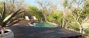 Ngama Tented Safari Lodge