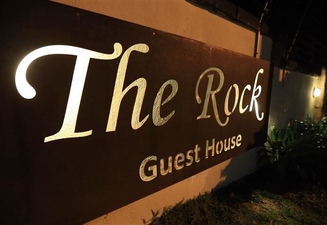 The Rock Guesthouse - Loerie Street