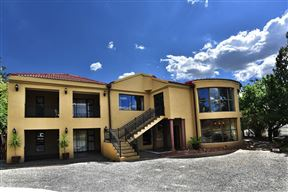 African Sands Guest House - Bloemfontein