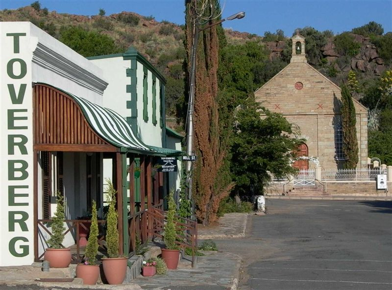 Toverberg Guest Houses Colesberg Your Cape Town South