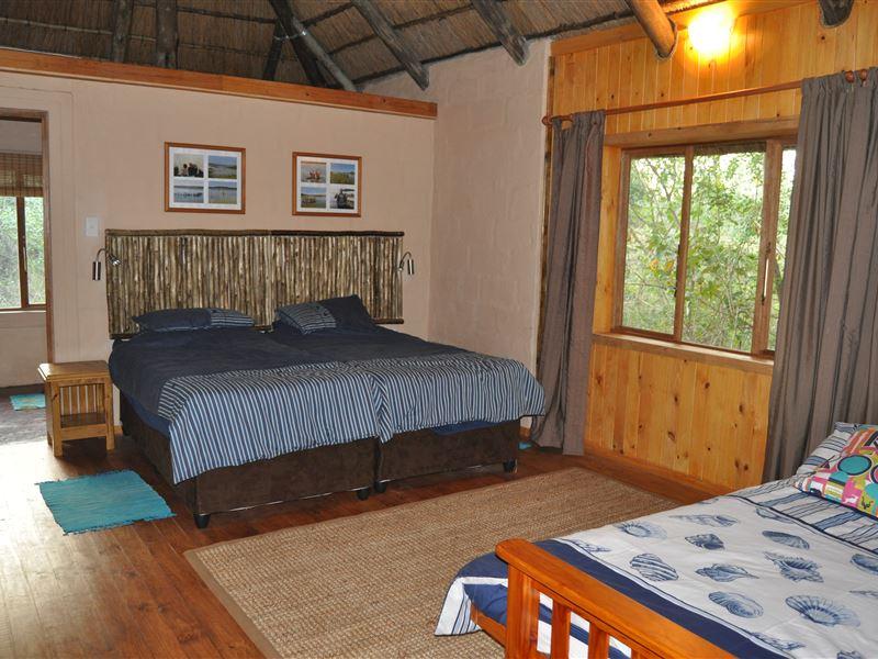 Kosi Bay Lodge Private Chalets In Airportstay Co Za