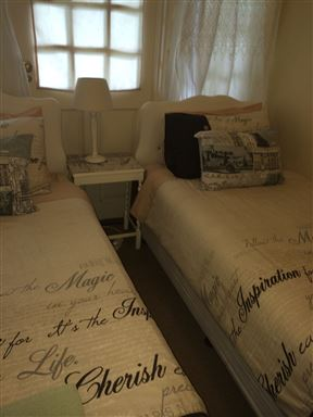Green Door Guest Cottage Noorder Street Parys Accommodation And