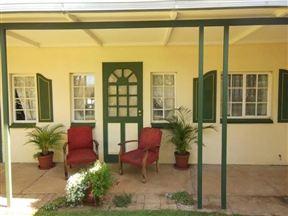 Green Door Guest Cottage - Noorder Street
