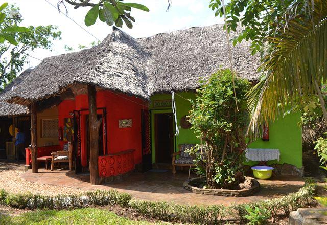 Mbinzaka Guest Cottage