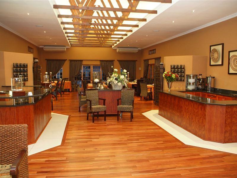 Grootbosch Lodge - SPID:1391481