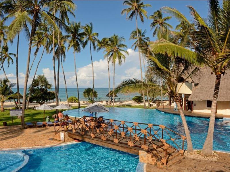 Ocean paradise resort zanzibar for Hotels zanzibar