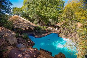 Amadwala Lodge Photo