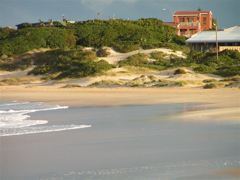 pet friendly Jeffreys Bay
