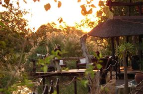 Mogalakwena River Lodge