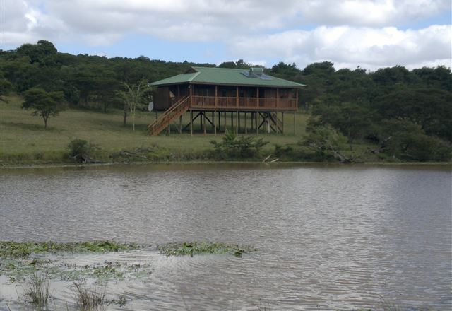 Ferndale Bush Lodge
