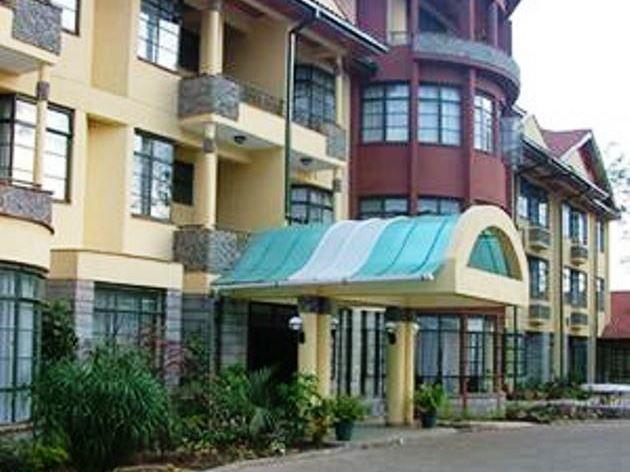 Jumuia toevlucht oorden jumuia hotel kisumu in kisumu for Hotels in kisumu with swimming pools