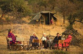 Basecamp Dorobo Bush Camp
