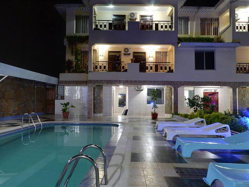 Royal City Hotel In Kisumu Impala Sanctuary