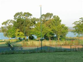 Vaal Dam Nature Reserve Accommodation