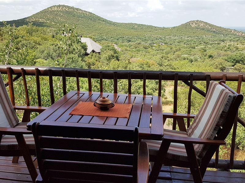 Mabalingwe Nature Reserve Self-catering House